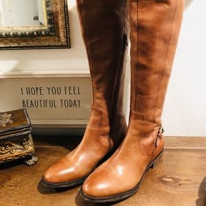 NWOT- Weathered looking riding boots 👢